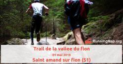 Trail de la vallee du fion 25701